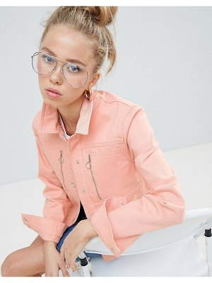 ASOS DESIGN denim jacket