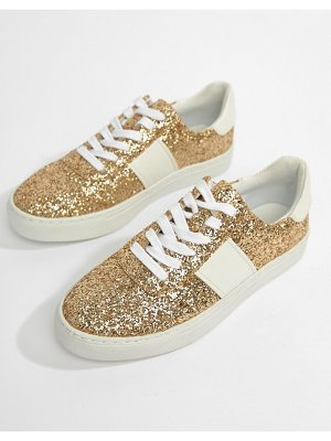 Asos Drizzle Lace Up Sneakers