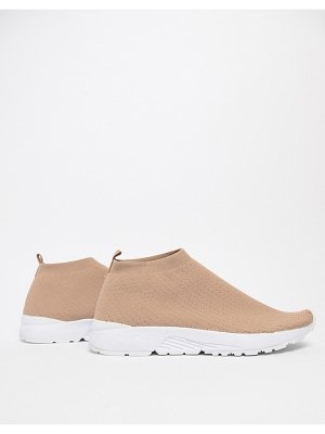 Asos DESIGN Dusk Sock Sneakers