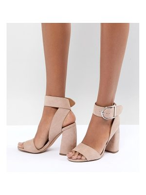 ASOS DESIGN Hold Tight Heeled Sandals