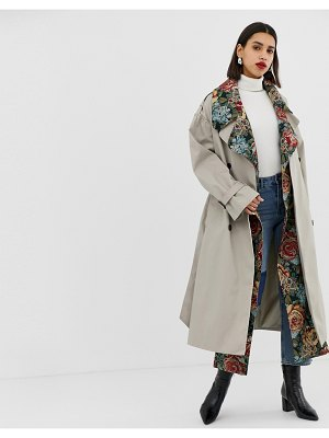 ASOS DESIGN hero tapestry mac