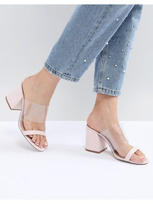 Asos DESIGN Honey Mules