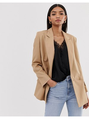 ASOS DESIGN perfect blazer-beige