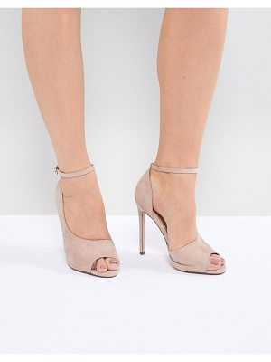ASOS DESIGN pippin high heels