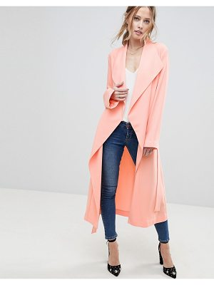 ASOS DESIGN waterfall mac