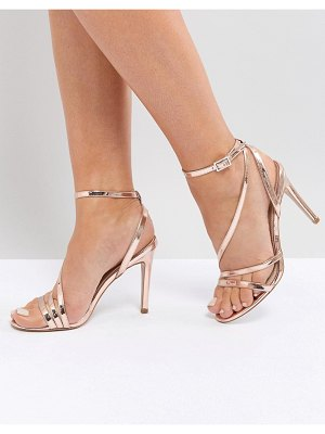 ASOS DESIGN asos homecoming heeled sandals