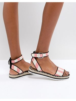 ASOS Junction Sandal Espadrilles