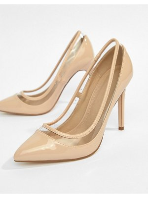 ASOS DESIGN paphos pointed heels