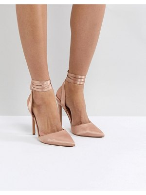 ASOS DESIGN asos pied piper high heels