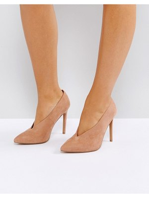 ASOS DESIGN priority high heels