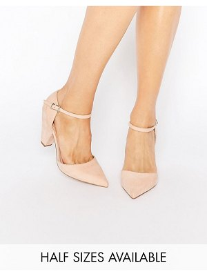ASOS DESIGN asos speaker pointed heels