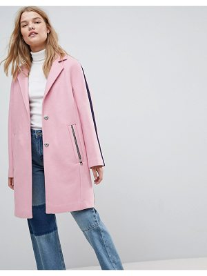 ASOS DESIGN asos sports tipping coat