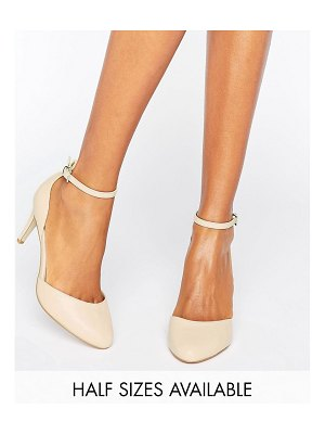 ASOS DESIGN swallow heels
