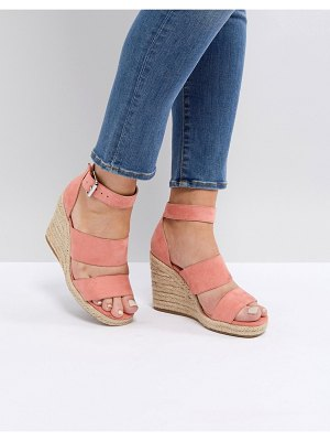 ASOS DESIGN asos taffy espadrille wedges