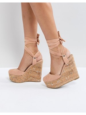 ASOS DESIGN asos tate high wedges