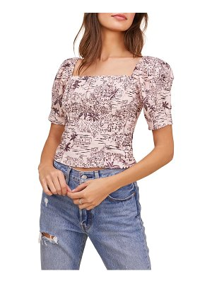 ASTR the Label bondi crop top