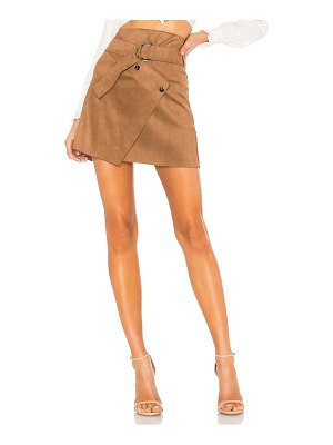 ASTR the Label Dionne Skirt In Caramel
