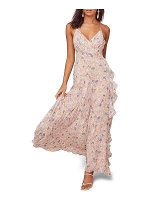 ASTR the Label holland floral maxi dress