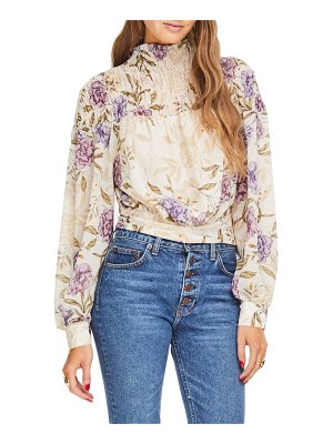 ASTR the Label rhonda floral top