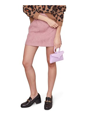 ASTR the Label uma miniskirt