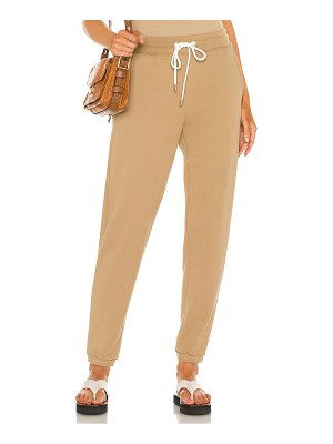 ATM Anthony Thomas Melillo french terry pull on pant