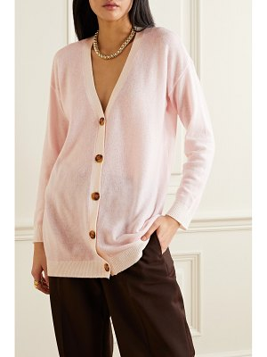 ATM Anthony Thomas Melillo oversized wool and cashmere-blend cardigan