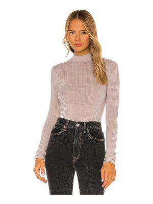 ATM Anthony Thomas Melillo wool wide rib turtleneck