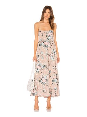 Auguste Scarlett Slip Maxi Dress