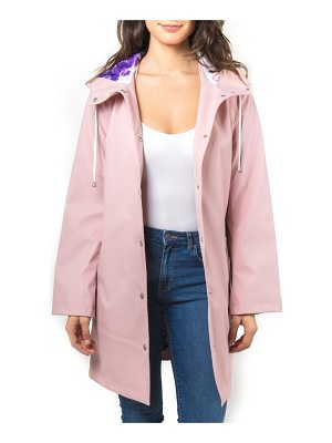 BADGLEY MISCHKA Coated Raincoat