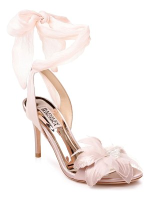 Badgley Mischka Collection badgley mischka almira ankle tie sandal
