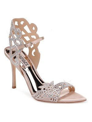 Badgley Mischka Collection badgley mischka amery embellished sandal