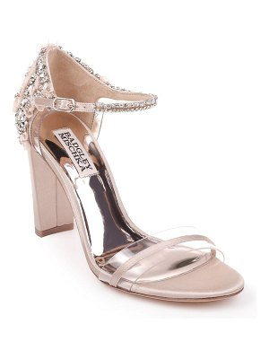 Badgley Mischka Collection badgley mischka fernanda embellished sandal