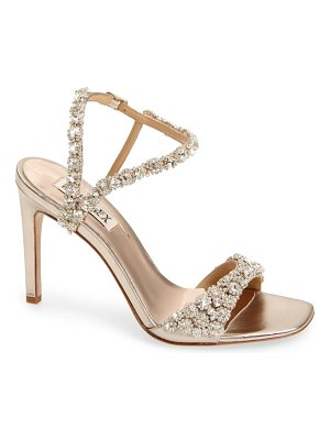 Badgley Mischka Collection badgley mischka galia embellished sandal