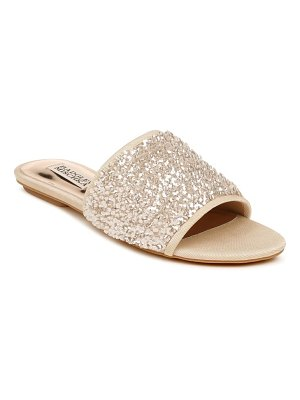 Badgley Mischka Collection badgley mischka gita slide sandal