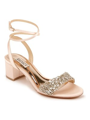 Badgley Mischka Collection badgley mischka jada embellished sandal