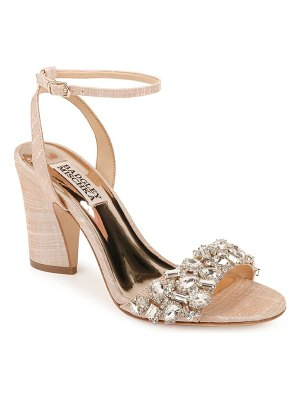 Badgley Mischka Collection badgley mischka jill ankle strap sandal