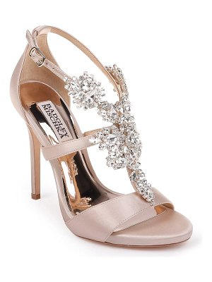 Badgley Mischka Collection badgley mischka leah embellished sandal