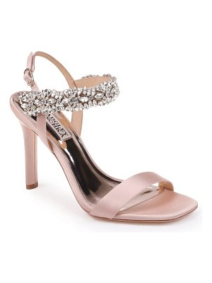 Badgley Mischka Collection badgley mischka lilly embellished sandal