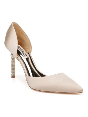 Badgley Mischka Collection badgley mischka ozara d'orsay pointy toe pump