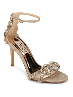 Badgley Mischka Collection badgley mischka zadie ankle strap sandal