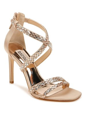 Badgley Mischka Collection badgley mischka zendaya embellished sandal