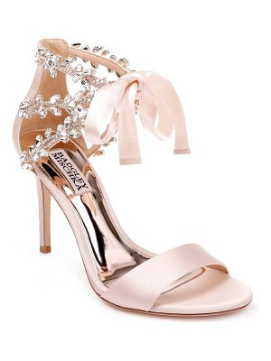 Badgley Mischka Collection badgley mischka felicia embellished sandal