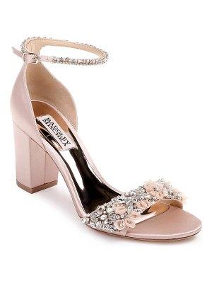 Badgley Mischka Collection badgley mischka finesse ankle strap sandal