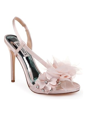Badgley Mischka Collection badgley mischka forever flower sandal