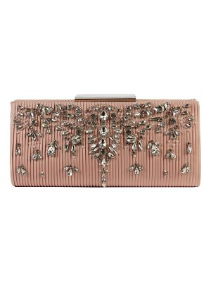 BADGLEY MISCHKA Gale Embellished Clutch
