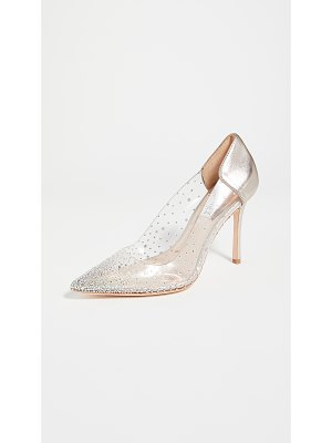Badgley Mischka gisela point toe pumps