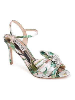 Badgley Mischka samantha strappy sandal