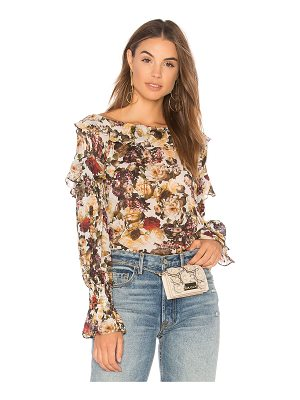 BAILEY 44 Once Upon A Time Floral Top