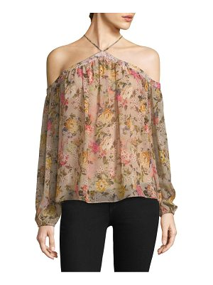 BAILEY 44 Romantic Interlude Inamorata Cold Shoulder Top