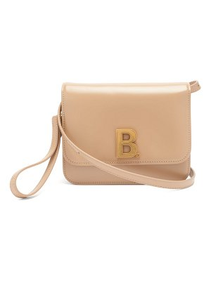 Balenciaga b. small leather cross-body bag
